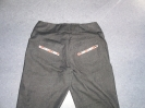 Jeans dunkelgrau rückseite
